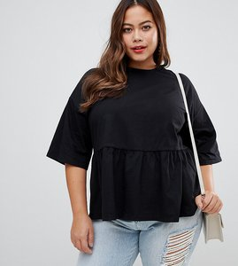 Read more about Asos design curve casual smock top