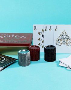 Read more about Gentlemen s hardware campfire poker game - multi