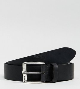 Read more about Diesel b-whyz belt in leather - black