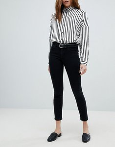 Read more about Only push up skinny jean in black