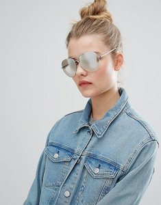Read more about New look mirrored aviator sunglasses - silver