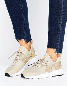 Read more about Nike huarache run ultra trainers in beige - beige