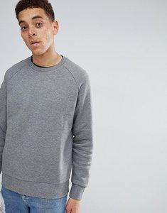 Read more about Weekday paris melange sweatshirt - light grey melange