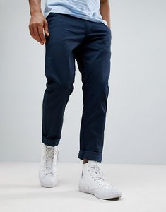 Read more about Farah elm slim fit chino in navy - 412 true navy