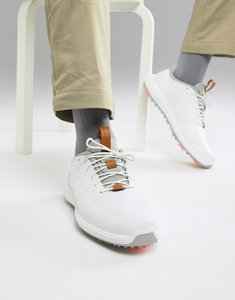 771a8ad640f803 Read more about Puma golf power adapt leather shoes in white - white