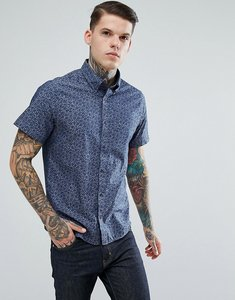 Read more about Tommy hilfiger paisley polo shirt - navy