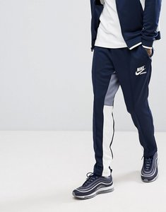 Read more about Nike archive retro joggers in navy 941849-451 - navy