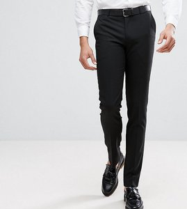 Read more about Harry brown tall plain stretch slim suit trousers - black