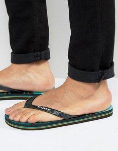 Read more about Billabong method flip flops - blue