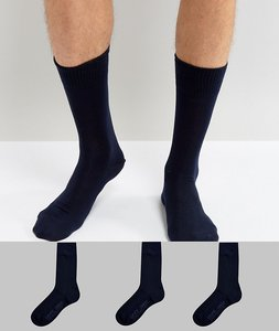 Read more about Levis crew socks 3 pack navy exclusive - navy