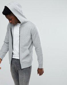 Read more about Jack jones core hoodie - light grey melange