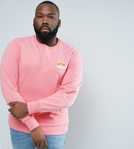 Read more about Ellesse plus sweatshirt with small logo - pink