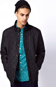 Read more about Barbour chelsea sports quilted jacket - black