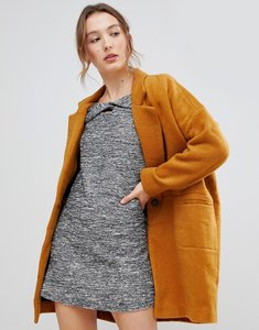 Read more about See u soon oversized coat - yellow