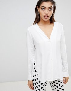 Read more about Ivyrevel blouse with button front - white