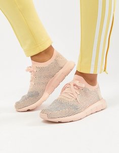 Read more about Adidas originals swift run trainer - pink