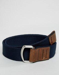 Read more about Esprit woven belt - navy