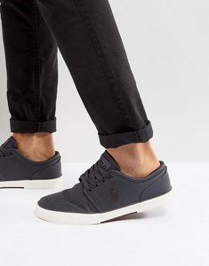 Read more about Polo ralph lauren faxon trainers perforated nylon in dark grey - carbon grey