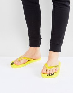 Read more about Emporio armani flip flops - yellow