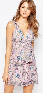 Read more about Traffic people tea dress in paisley print - pink