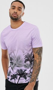Read more about Jacamo t-shirt with palm tree fade in pink