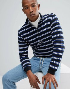 Read more about Adidas originals pete half zip sweat in black br6509 - black