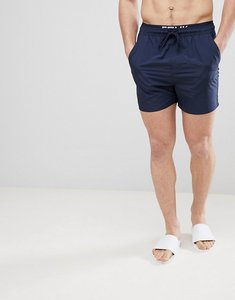 Read more about French connection fcuk swim shorts - blue