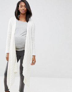 Read more about Isabella oliver wrap cardigan - white