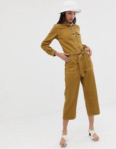 Read more about Northmore denim organic cotton wide leg utility jumpsuit