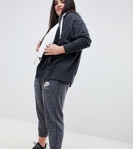 Read more about Nike plus gym vintage sweat pants in grey - grey