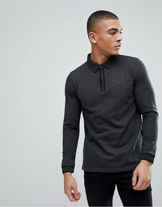 Read more about Esprit long sleeve polo shirt - 010