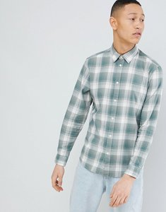 Read more about Selected homme slim fit check shirt - laurel wreath