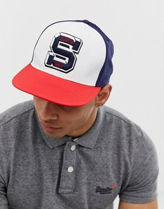 Read more about Superdry kingston cap