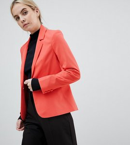 Read more about Asos petite the tailored blazer mix match - coral