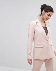 Read more about Y a s tailored blazer - pink