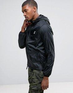 Read more about Poler breaker lightweight jacket with hood - black