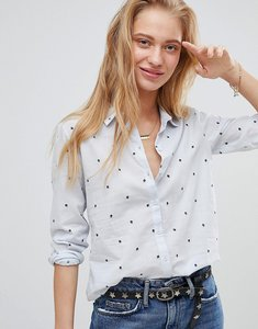 Read more about Maison scotch classic allover printed shirt - combo b