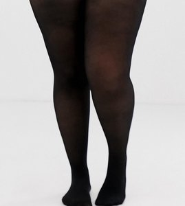 Read more about Asos curve 50 denier tights - black