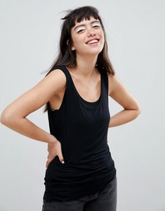 Read more about Weekday double layer tank - black