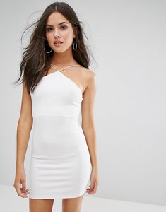 Read more about Glamorous cami dress - white