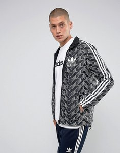 Read more about Adidas originals reversible soccer windbreaker in black bs4894 - black