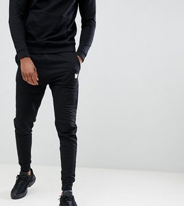 Read more about Good for nothing skinny joggers in black with small logo exclusive to asos - black