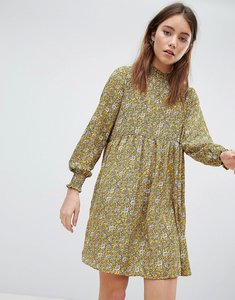 Read more about Jdy ditsy printed smock dress - multi