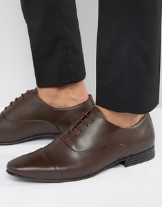 Read more about Kg by kurt geiger kenwall oxford shoes - brown