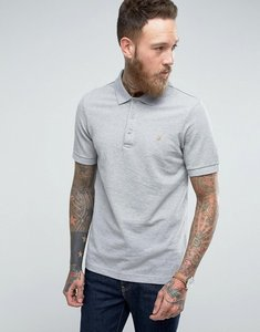 Read more about Farah blaney polo shirt - grey