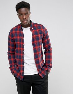 Read more about Minimum pelham checked shirt - red