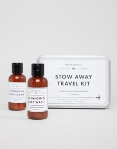Read more about Men s society travel survial kit - multi