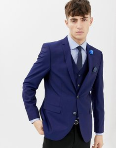 Read more about Harry brown blue tonic suit jacket - blue