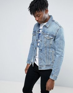 Read more about Levis denim trucker jacket icy wash - icy