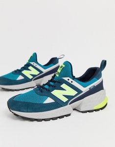 finest selection 456dd 3669a new balance 373 trainers in blue ml373by - Shop new balance ...